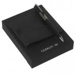 Zestaw NPBW572 - portfel na karty NLW509 Dispatch + długopis NSS5724 Skin Deep