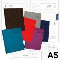Kalendarz książkowy nauczyciela A5 - Model21DL