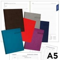 Kalendarz książkowy nauczyciela A5 - Model21L