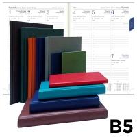 Kalendarz książkowy B5 - Model51TB biały blok