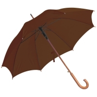 Drewniany parasol automatyczny NANCY