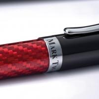 Zestaw piśmienny Red Carbon Mark Twain