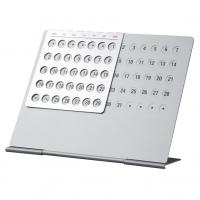 Kalendarz aluminiowy