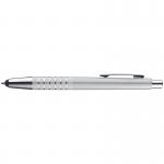 Długopis plastikowy z końcówką do ekranów dotykowych